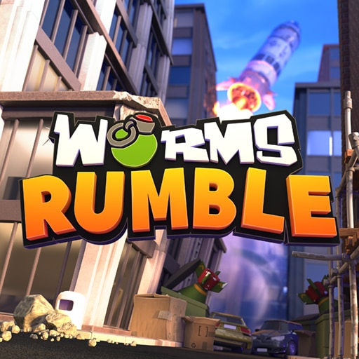 Image for Worms Rumble