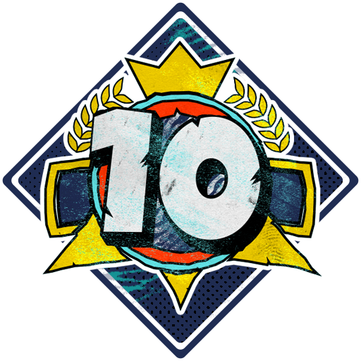 Icon for Infamy Level 10