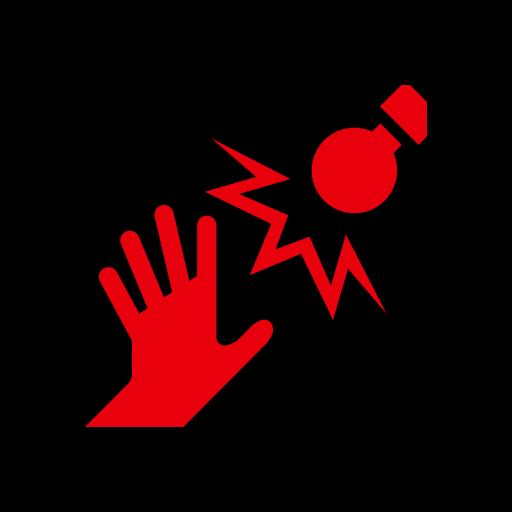 Icon for Proper Handling Procedures