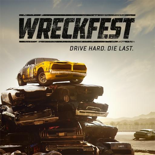 《Wreckfest》