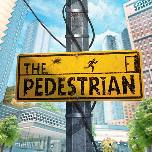Image for The Pedestrian