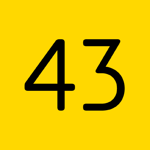Icon for Level 43