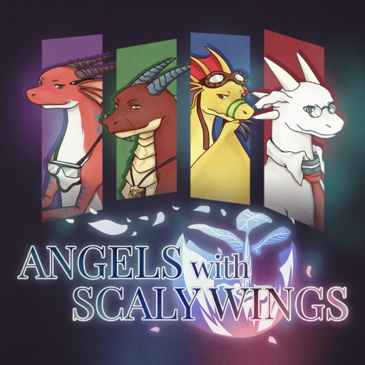 Image for Angels with Scaly Wings