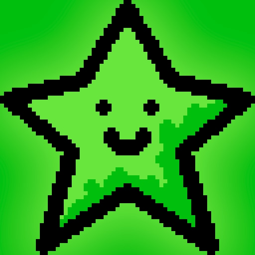 Icon for Green world 100%