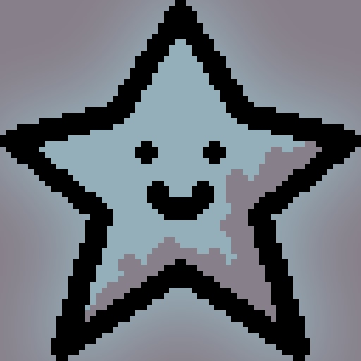 Icon for Grey world 100%