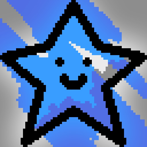 Icon for Blue world 50%