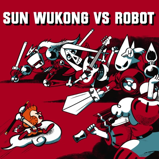 Sun Wukong VS Robot
