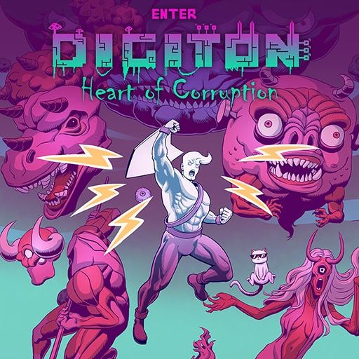 Enter Digiton: Heart of Corruption