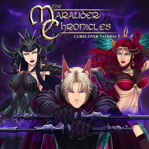 The Marauder Chronicles: Curse Over Valdria