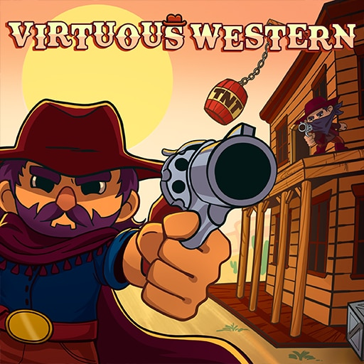 Image for Virtuous Western